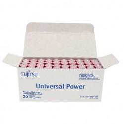 Fujitsu AAA / LR03 Universal Power - 40 stk. batterier