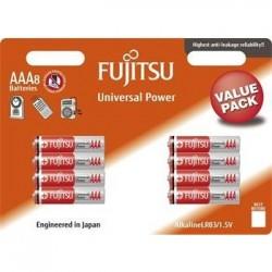 Fujitsu AAA / LR03 Universal Power - 8 stk. batterier
