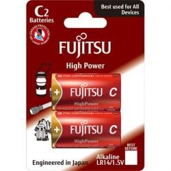 Fujitsu C / MN1400 / Baby High Power - 2 stk. batterier