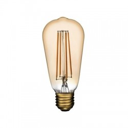 LED EDISON ANTIQUE 5W E27 380LM 2200K DÆMPBAR