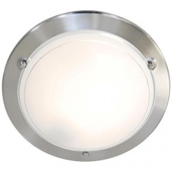 NORDLUX SPINNER PLAFOND E27 BS
