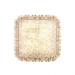 Halo Design Glitter Led Plafond 18x18cm