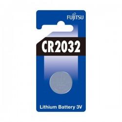 Fujitsu CR2032 3V lithiumbatteri - 1 stk.