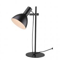 Halo Design Baltimore Bordlampe Sort