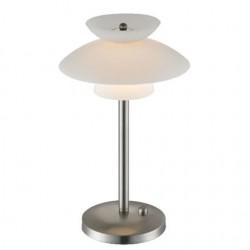Halo Design Dallas Midi Bordlampe Opal m. dæmp