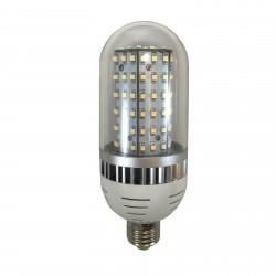 LED Parklampe 12W E27 Varm hvid