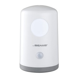 Mr Beams Stand Anywhere Light Hvid