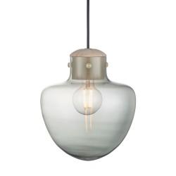 WATT A LAMP MUSH Pendel, Smoke transparent