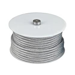 Stofledning sølv